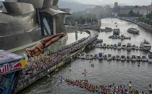 Las mejores clavadistas del mundo volarán por primera vez en Bilbao