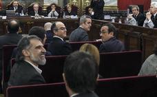 Las imágenes del inicio del juicio del 'procés'