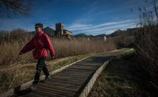 El tramo Kortezubi-Arteaga completará en primavera el mapa de senderos de Urdaibai