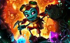 ¿Has jugado a... SteamWorld Dig 2?
