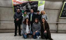 Haur eta nerabe minbizidunen gurasoen elkartearen argazki erakusketa, Metro Bilbaon