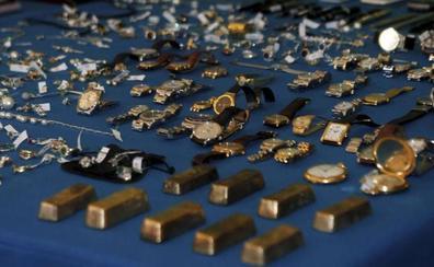 La odisea de un Cartier robado en Santander y recuperado en Antequera 18 años después