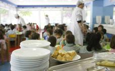 Trabajadoras de comedores escolares de centros públicos convocan una huelga para el 26 de febrero