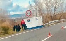 Aparece el cadáver de un vecino de Ariznabarra en el Puerto de Vitoria