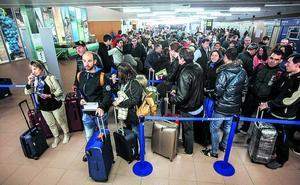 Foronda abre 2019 con menos viajeros