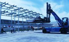 El Gobierno vasco valora instalar un embarcadero en tierra en Plentzia