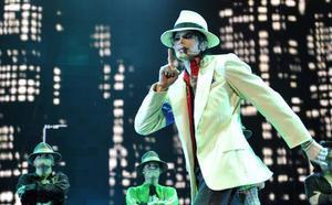 'Qué pasó con Michael Jackson?' dantza-saioa, ostegunean, Jesus Ibañez de Matauco antzokian