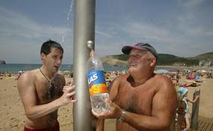 Euskadi deberá habituarse a veranos por encima de 35 grados desde el próximo año