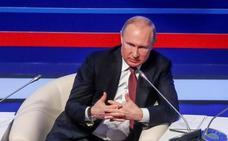 Rusia prepara una ley para desconectar internet del mundo exterior y controlarlo mejor