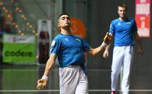 Víctor jugará con Albisu en Soria