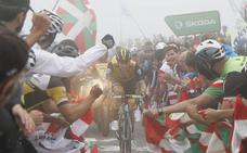 Bizkaia hace un guiño al Tour