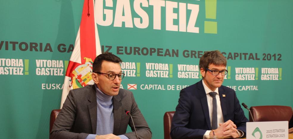 Representantes de 30 ciudades de todo el mundo visitarán Vitoria para debatir sobre sostenibilidad