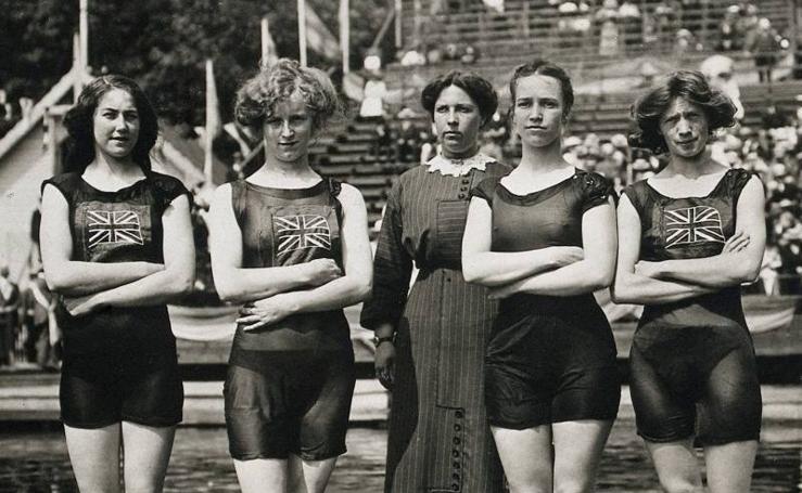 La evolución de la ropa de las deportistas desde el siglo XIX