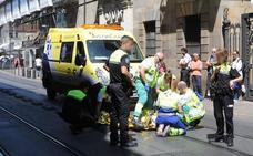 Amenaza de huelga en las ambulancias de Álava por «varios incumplimientos»