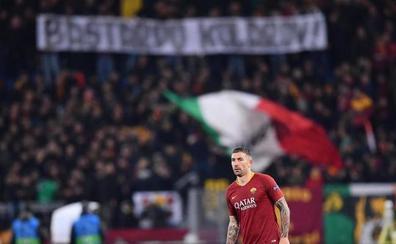 'Bastardo Kolarov': los aficionados de la Roma contra su propio jugador