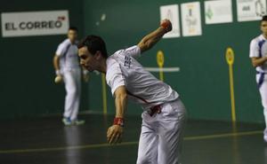 Zubizarreta y Sarasa jugarán la final del torneo Comarcal de Lezama