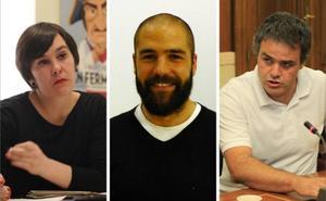 EH Bildu revoluciona sus listas en Vitoria con la salida de la mitad de sus concejales
