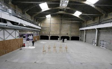 Bilbao invertirá hasta 1,5 millones en arreglar el edificio Papelera de Zorrozaurre