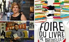 Euskal literatura eta itzulpengintza presente egongo dira Bruselako Liburu Azokan