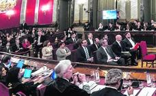 Las defensas de los líderes del 'procés': «Es un juicio político»