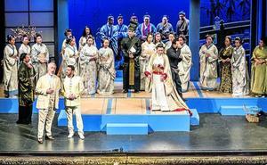 El «dolore y amore» de Madama Butterfly, en el Teatro Principal