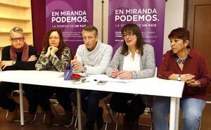 La izquierda no logra la confluencia y acudirá a las elecciones de mayo con tres candidaturas