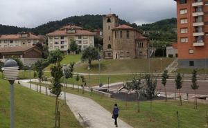 Zaratamo destapará el arroyo en la urbanización de Arkotxa