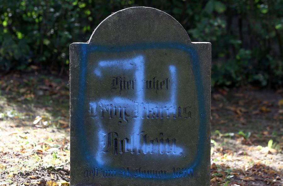Fuerte aumento de los actos antisemitas en Alemania durante 2018