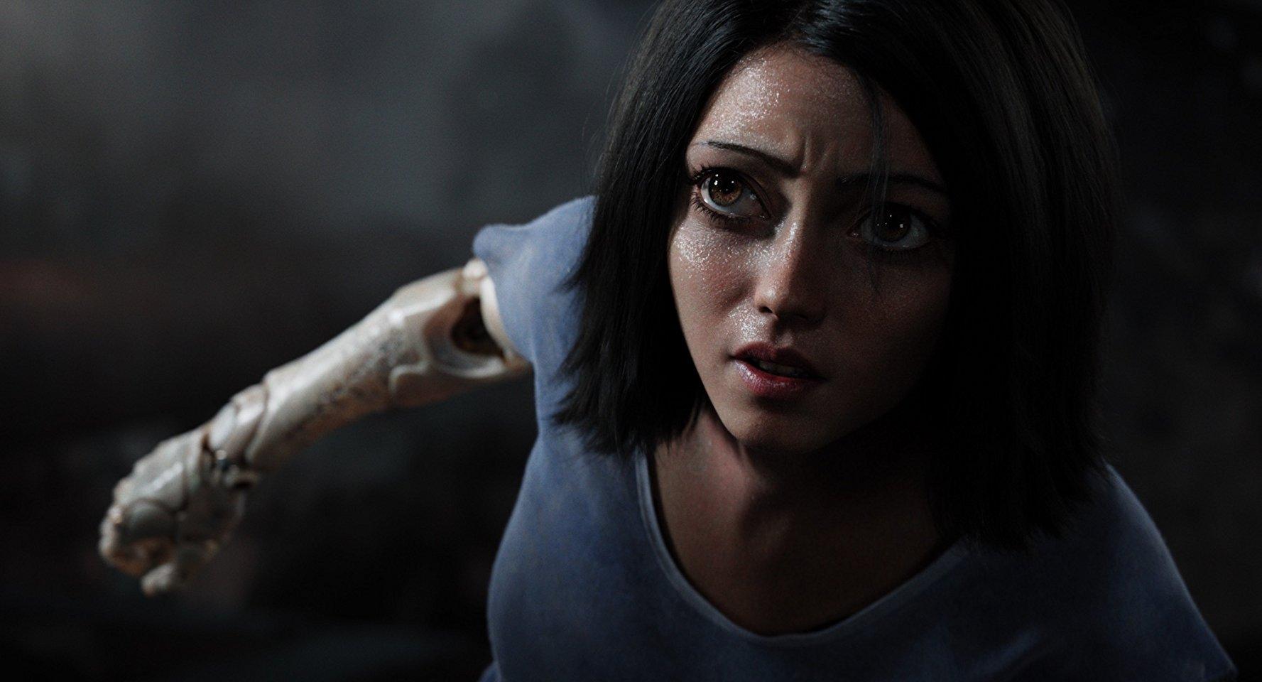 'Alita: ángel de combate', la cyborg empoderada