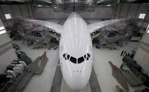 Fin a la aventura del gigante A380, el superjumbo europeo