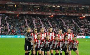 Multa al Athletic por «deficiencias» en el partido del récord femenino