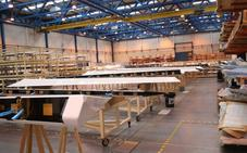 Calma en las plantas vascas que trabajan para Airbus