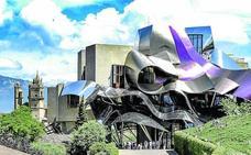 El hotel de Riscal en Elciego ganará 18 habitaciones con su primera gran ampliación