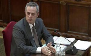 Forn trata de convencer al tribunal de que no ordenó a los Mossos facilitar el 1-O