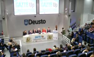 Directo: foro Gazte Up sobre jóvenes y empleo