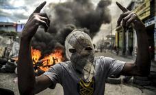 Las violentas protestas contra el presidente invaden Haití