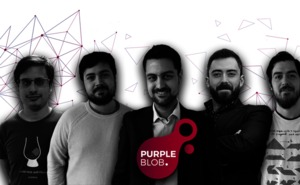 Purple Blob, el ojo vasco que todo lo ve
