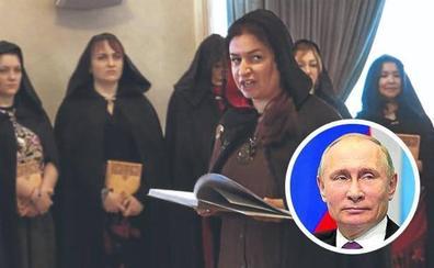 Las brujas que 'protegen' a Putin