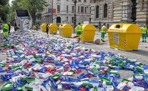 1.800 estudiantes de Bilbao usarán la realidad aumentada para fomentar el reciclaje