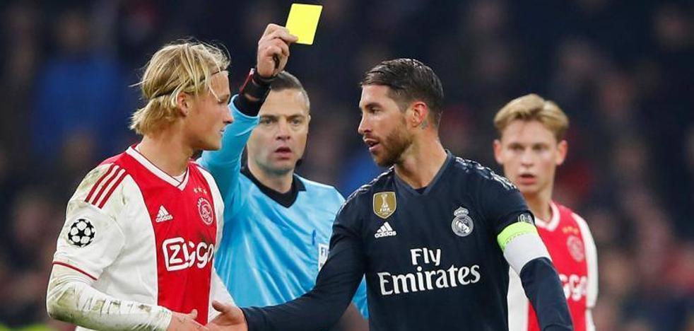 Sergio Ramos se va de la lengua y lo puede pagar caro