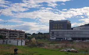 Urduliz reactiva la construcción de 202 pisos en una parcela próxima al hospital
