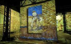 Las obras de Van Gogh desde dentro