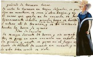 Las recetas de una condesa de Laguardia