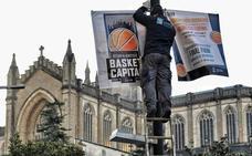 Cuenta atrás para las próximas citas del baloncesto en Vitoria