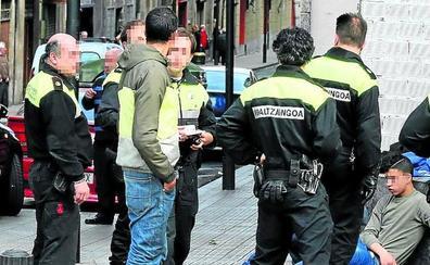«Bilbao La Vieja necesita ayuda urgente», dicen los vecinos