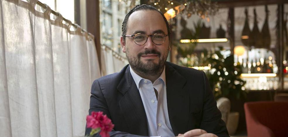 Ignacio Peyró: «En la vida hay platos y vinos para los que hay que saber esperar»