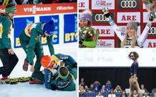 Un sexto puesto en triatlón, un ejercicio de 10 y campeonas sobre los esquís