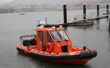 La Cruz Roja rescató a 19 personas del mar durante 2018 en Getxo