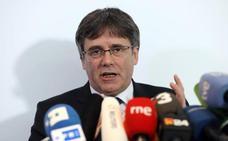 El Parlamento Europeo veta una conferencia de Puigdemont por motivos de seguridad
