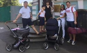 El Gobierno regresa a la vieja prueba del ADN para inscribir a los niños de Kiev